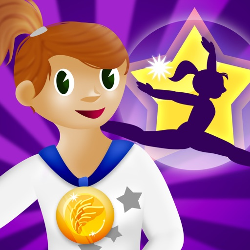 Gymnastics Girl icon