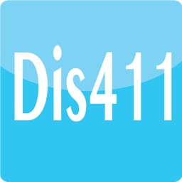 Official Dis411 App