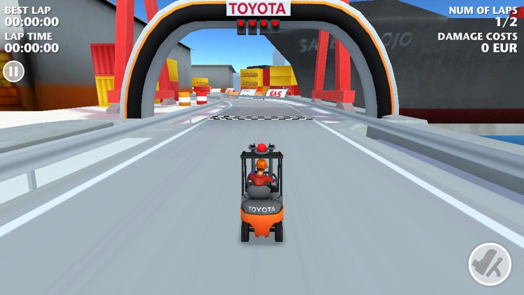 Forklift Challenge screenshot-3