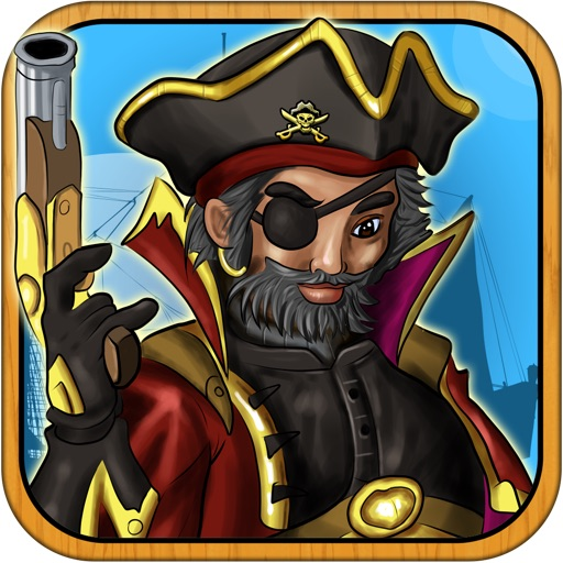 Angry Jack, The Mega Pirate Run: Chase to Fortress of The Sapphire Treasure icon