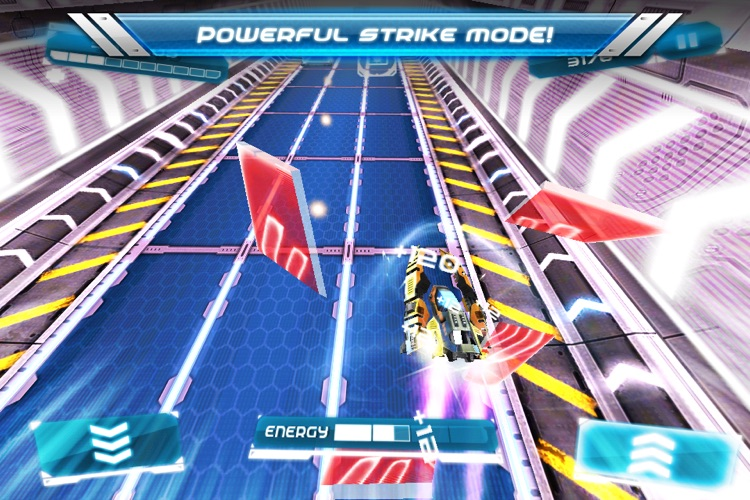 Ion Racer screenshot-3