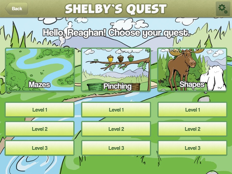 Shelby's Quest