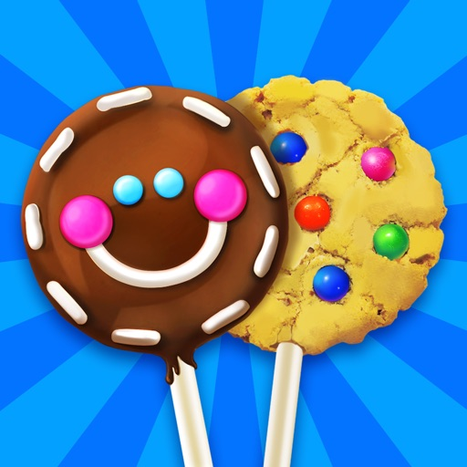 Cookie Pop Maker! - Cooking Games