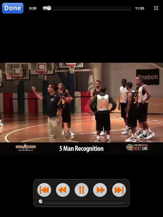 Intense Full Court Drills - With Coach Coach Tom Moore - Full Court Basketball Training Instruction - XL screenshot-4