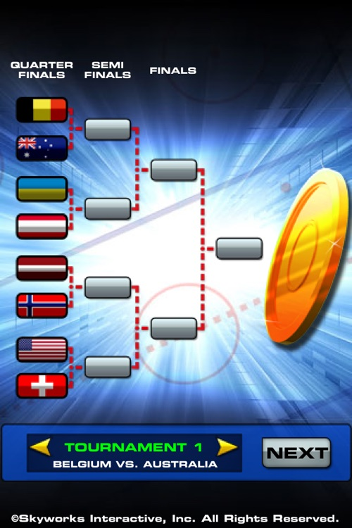 World Cup Air Hockey™ screenshot-3