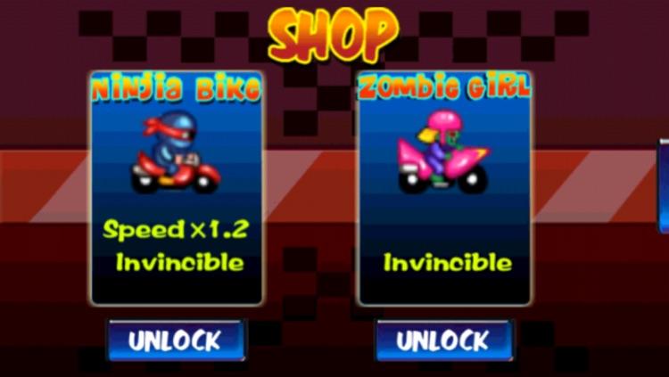 Dirt Bike Games For Free screenshot-3