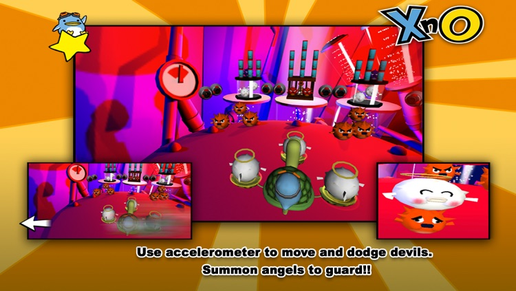 XnO - 3D Action Adventure Game screenshot-4