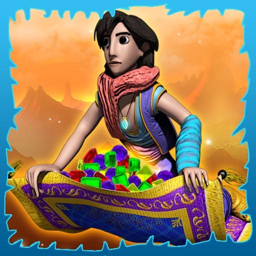 Aladdin's Quest for Diamonds icon