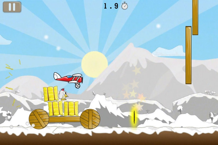 Air Stunt Racing Free screenshot-3