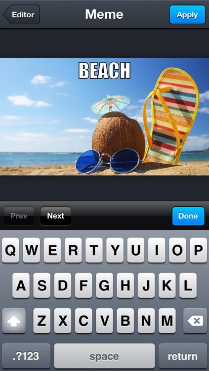 Photo Editor Free+ screenshot-4