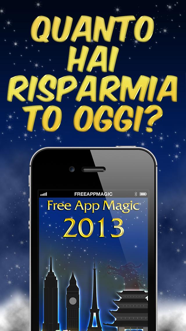 Screenshot of Free App Magic 2012 - 3 app gratis ogni giorno4