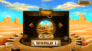 SteamPunk'd Rider : A Downhill Challenge GT Race HD Free screenshot three
