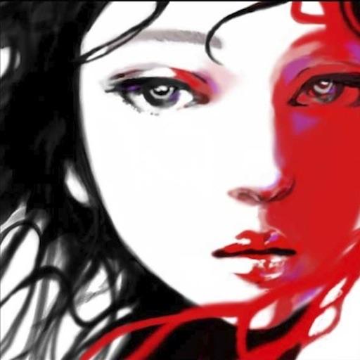 "Cool Japan Art Works of ""makura"" HD"