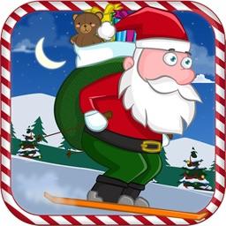 Santa Surfer