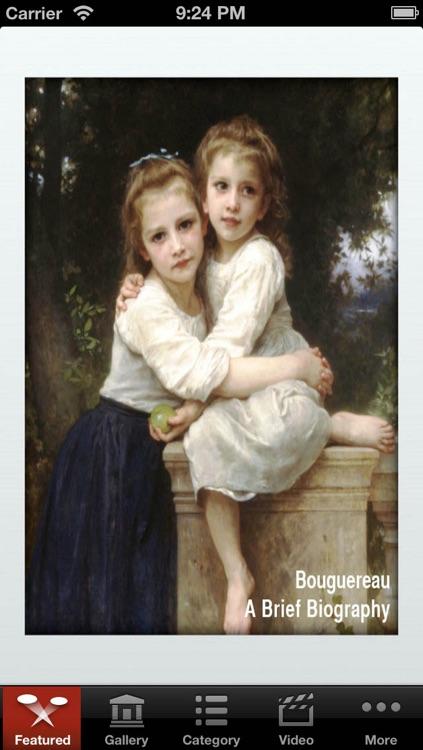 Bouguereau screenshot-4