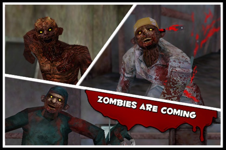 Zombie Crisis 3D:PROLOGUE