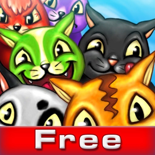 Colored Cats (FREE)