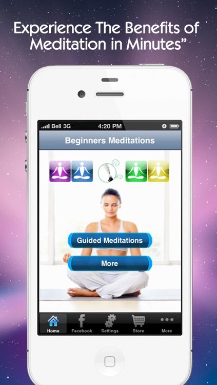 Simple Mediations: Guided meditation techniques for the meditator who wants deep sleep, relaxation and inner peace screenshot-0