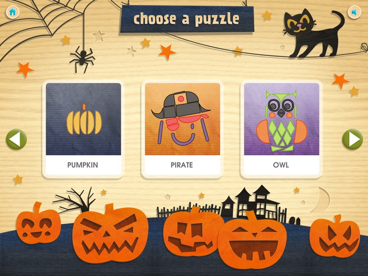 Halloween Shape-O! ABC's screenshot-1