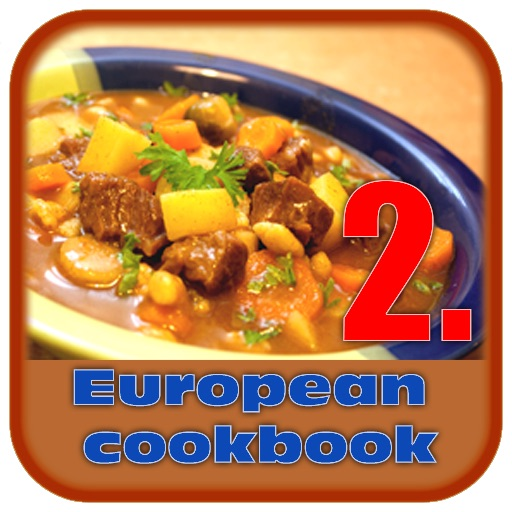 Sunday's menu-European Cookbook