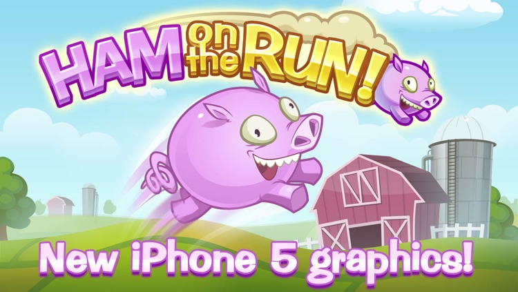 Ham on the Run!