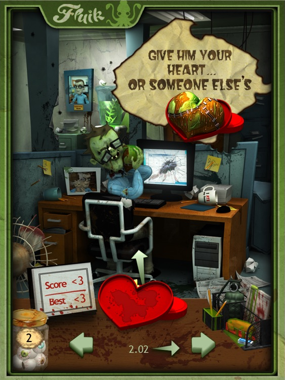 Office Zombie for iPad screenshot-5