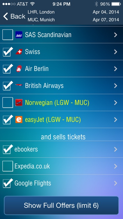 Heathrow Airport Flight Tracker screenshot-3