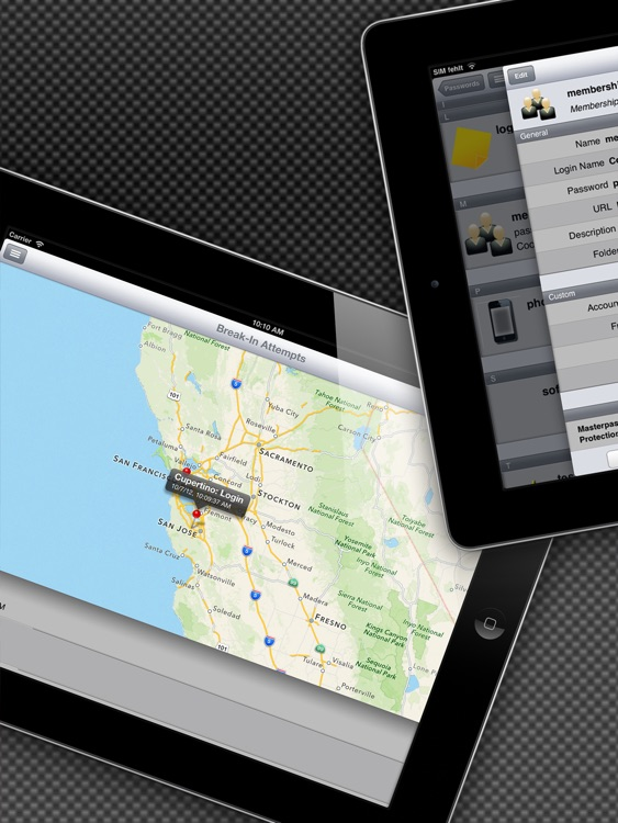 CloudySafe for iPad Lite