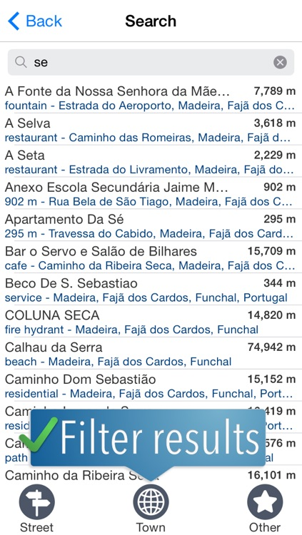 Madeira Travelmapp screenshot-3