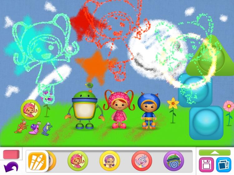 Nick Jr. Draw & Play HD screenshot-3
