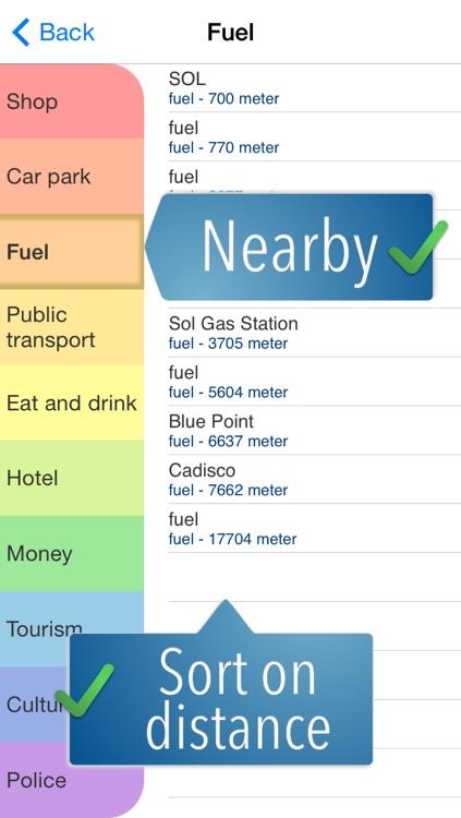 Saint Martin Travelmapp screenshot-4