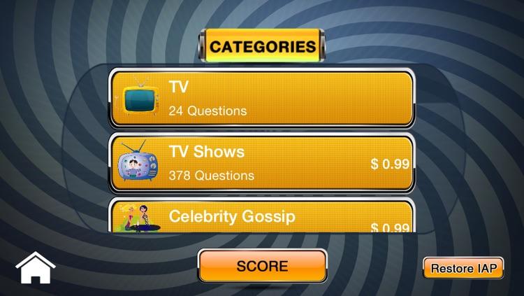 Pop! TV Show Trivia