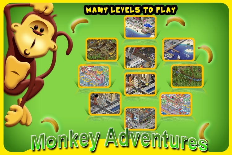 Monkey Adventure HD