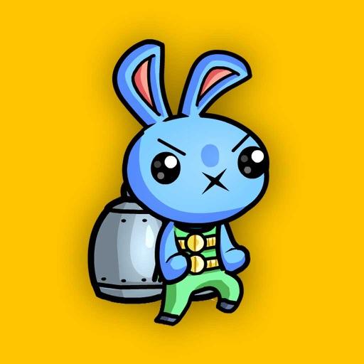 雄起吧兔子!Flappy Rabbit iOS App