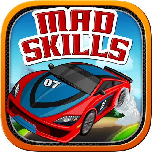 Mad Skills Roads Racer - Drift in Traffic or Die