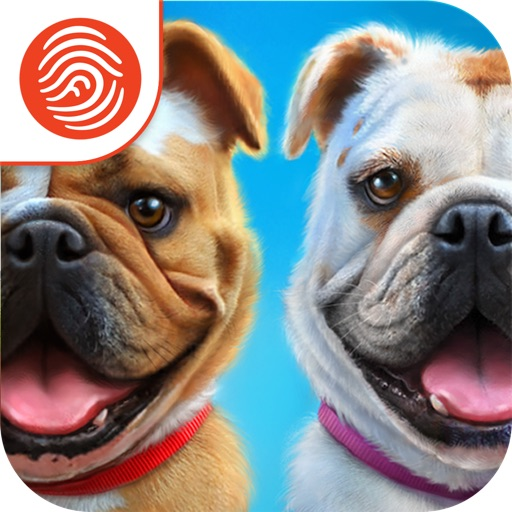 Lola and Lucy Get Started - A Fingerprint Network App