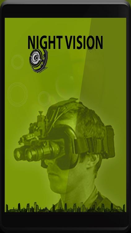 Night Vision Camera Mode