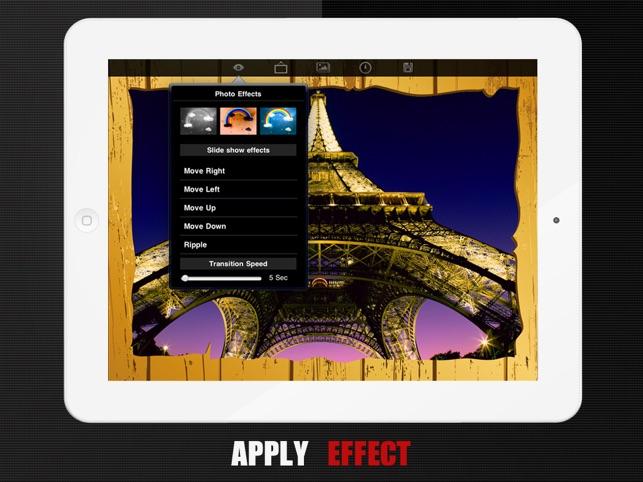Photo Frame Pro | Digital Album for iPad on the App Store