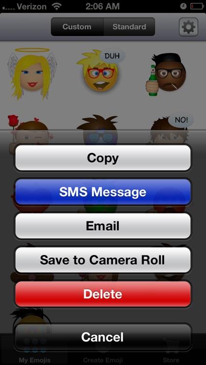 Create Emoji - FREE screenshot-3