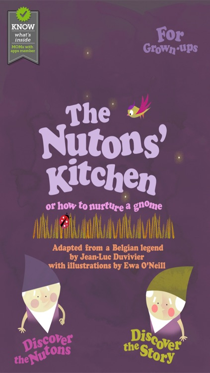The Nutons' Kitchen or How to Nurture a Gnome - CotCotCot-apps.com screenshot-0