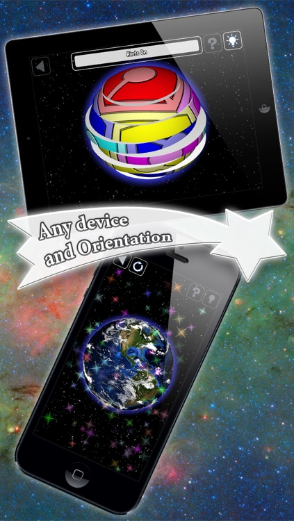 Earth Puzzle - a spherical puzzle game in 3D by Francis Bonnin