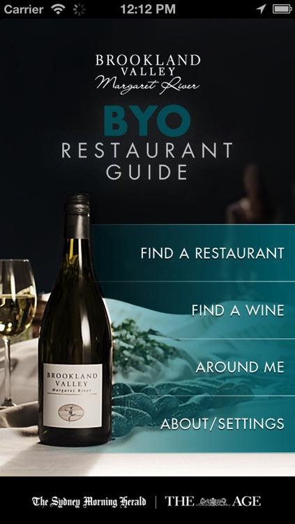 BYO Restaurant Guide