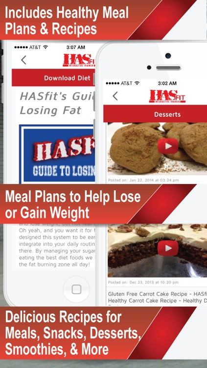 HASfit Interactive Trainer screenshot-3