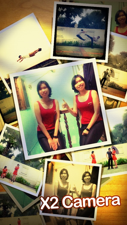 X2 Camera - Clone Yourself, Flying, Invisible Photo, and Split Pic screenshot-4