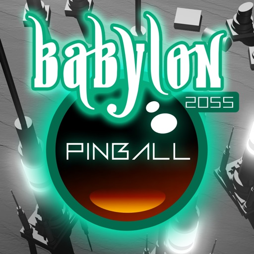 Babylon 2055 Pinball Lite