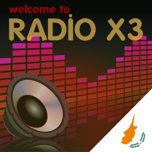 Ραδιόφωνα από Κύπρος - X3 Cyprus Radio