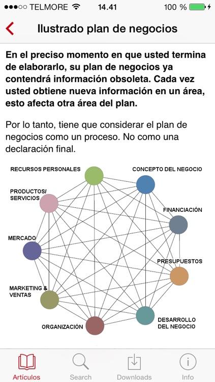 Plan de Negocios para Emprendedores screenshot-3