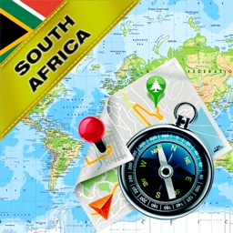 South Africa - Offline Map & GPS Navigator