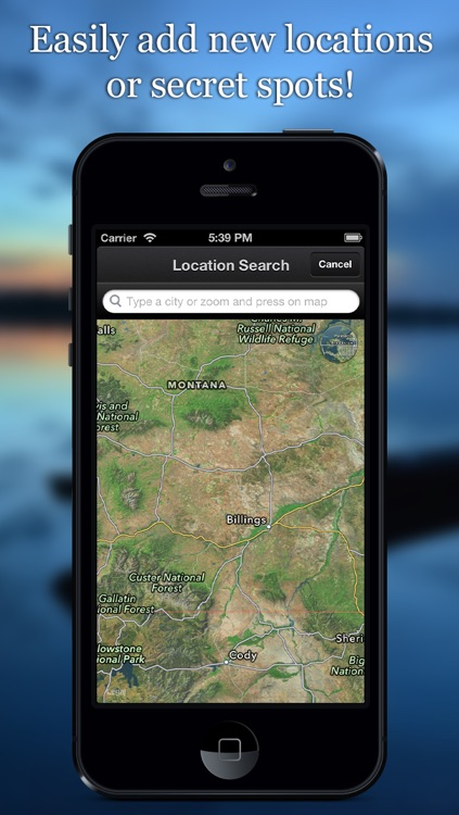 Solunar Hunting & Fishing Times and Calendar screenshot-4