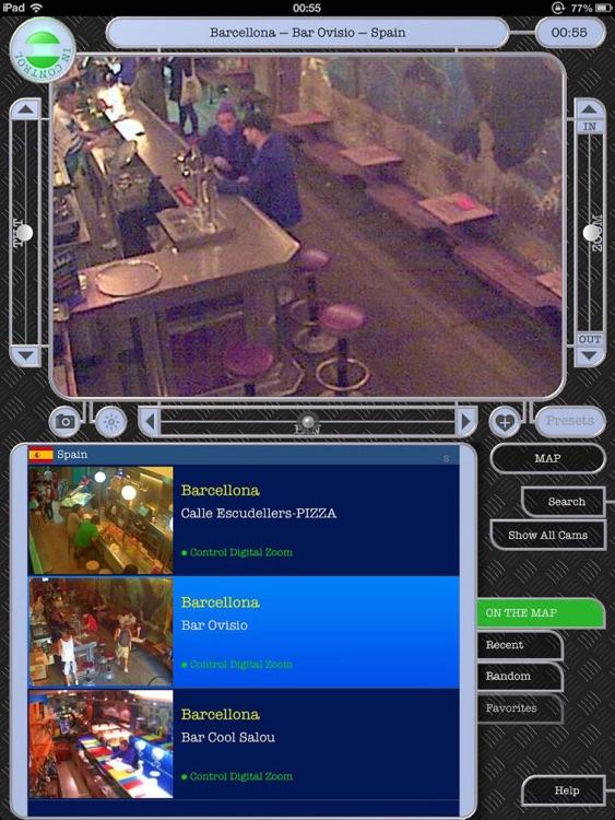 Live Cams View HD screenshot-4